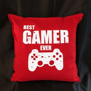 Kussen Best Gamer Ever
